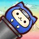 大砲ドッカン!ネコ忍者 - ひっぱりアクションパズル - Androidアプリ