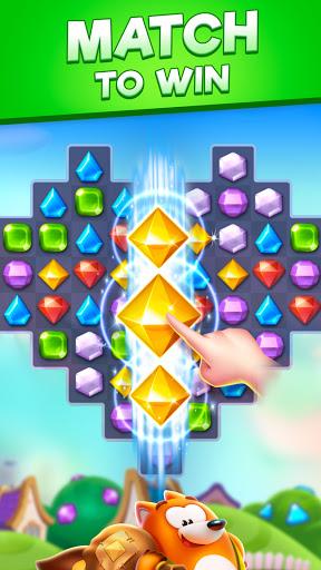 Bling Crush: Free Match 3 Jewel Blast Puzzle Game 1.4.8 screenshots 6