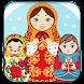 ロシア人形メーカー - Androidアプリ