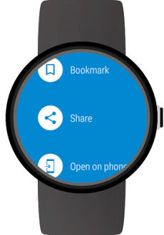 Web Browser for Wear OS (Android Wear)のおすすめ画像4