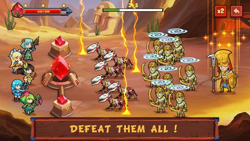 Summon Heroes - New Era apkdebit screenshots 18
