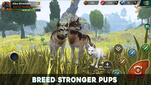 Wolf Tales - Online Wild Animal Sim 200152 screenshots 15