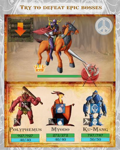 Fantasy Cave D&D Style RPG 2.01 screenshots 7
