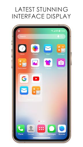 OS12 Launcher for Phone X 4.7.0.665_50125 Screenshots 3