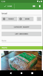 Our Groceries Shopping List Premium v4.0.5 MOD APK 3