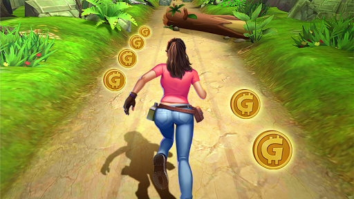 Endless Run: Jungle Escape apkslow screenshots 12