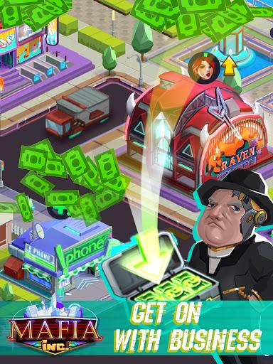 Mafia Inc. - Idle Tycoon Game  screenshots 13