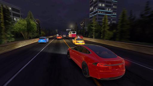 Racing in Car 2021 - POV traffic driving simulator screenshots 23