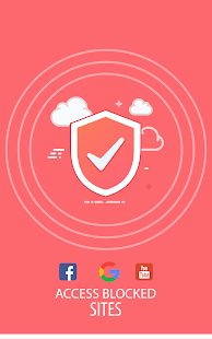 VPN 360 X Master -Unlimited Hotspot & Proxy Shield Screenshot