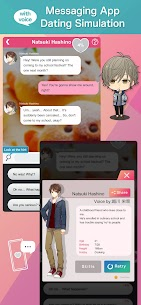 Free Otome Chat Connection – Chat App Dating Simulation Apk Download 2021 2