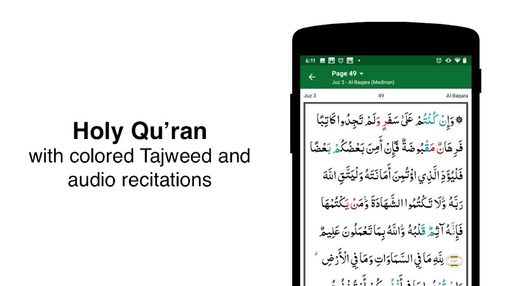 Muslim Pro: Athan, Quran, Prayer Times Qibla Islam poster 7