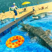 Wild Crocodile Hunt Simulator