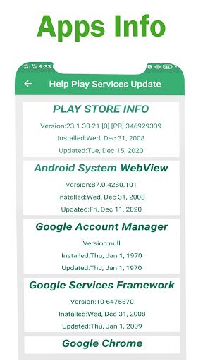 Play Services Errors Help 2021-Fix Play Store Info 1.0.2 screenshots 10