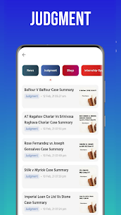 The Law Express – Legal News, Bare Acts, Clat 2021 Apk Download 5