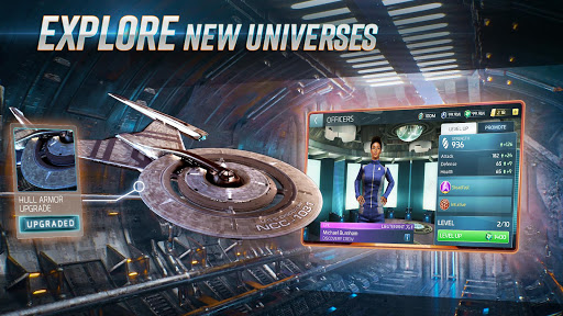 Star Trek™ Fleet Command apktreat screenshots 1