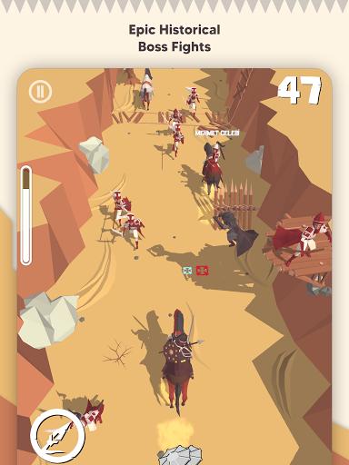 Ride to Victory - Ottoman War Endless Run 1.5.0 screenshots 24