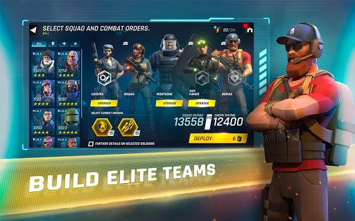 Tom Clancy's Elite Squad - Military RPG 1.3.1 Screenshots 16