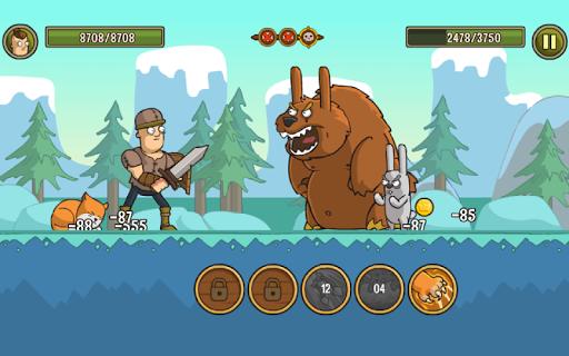 Senya and Oscar: The Fearless Adventure.  screenshots 6