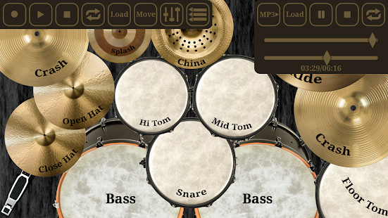 Drum kit (Drums) free 2.1 APK screenshots 8