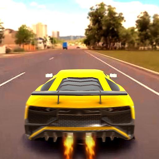 Lambo Drift: Real Aventador Drive