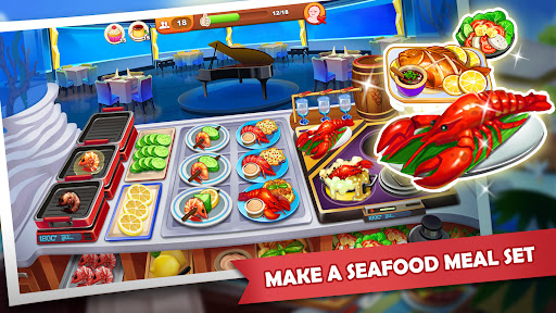 Cooking Madness - A Chef's Restaurant Games  screenshots 3