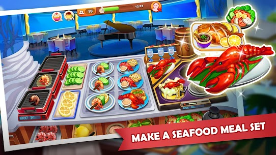 Cooking Madness – A Chef' s Restaurant Games Apk 3