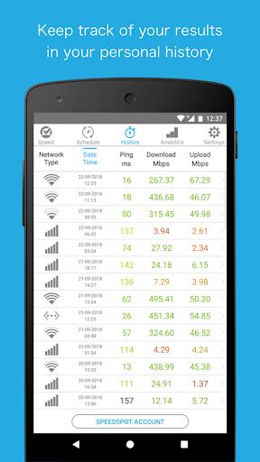 Simple Speedcheck android2mod screenshots 2