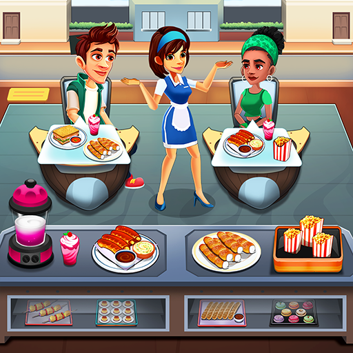 Cooking Cafe - Food Chef