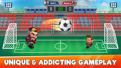 Super Bowl - Play Soccer & Many Famous Sports Game  screenshots 1