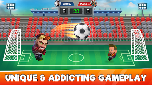 Super Bowl - Play Soccer & Many Famous Sports Game 2.4