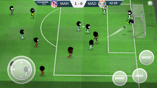 Stickman Soccer 2018 screenshots 15