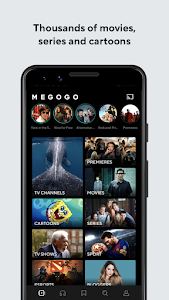 MEGOGO - TV, Movies, Audiobooks 4.2.0