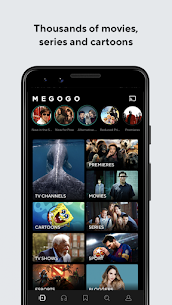How to Run MEGOGO  TV movies for PC (Windows 7,8, 10 and Mac) 1