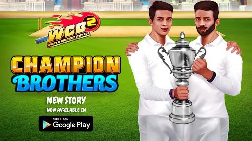 World Cricket Battle 2: Play Free Auction & Career 2.8.9 screenshots 1