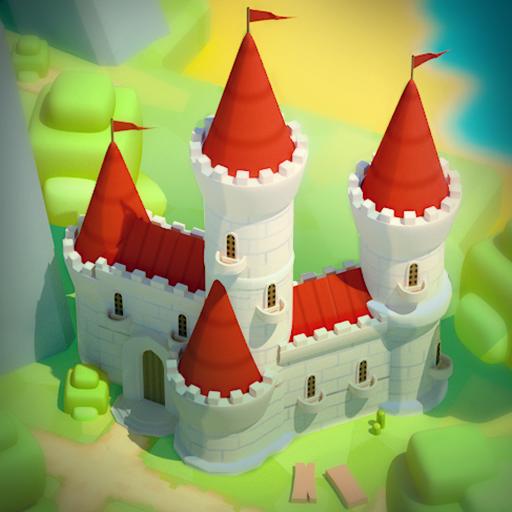 Crafty Town - Merge City Kingdom Builder