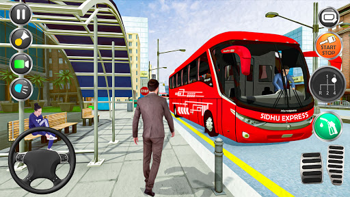 Coach Bus Simulator Games: Bus Driving Games 2020 1.4 screenshots 2