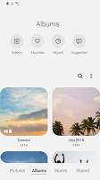 screenshot of Samsung Gallery