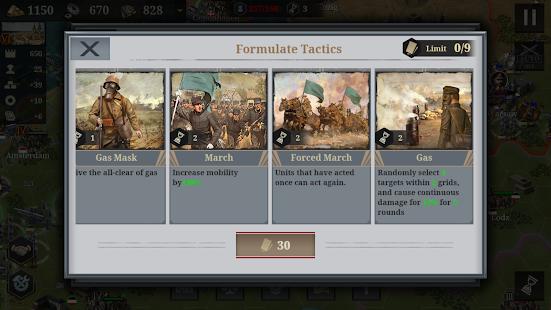European War 6:1914 - WW1 Strategy Game 1.3.26 Screenshots 24