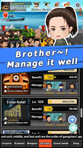 Street Gangster - Idle Game  screenshots 4