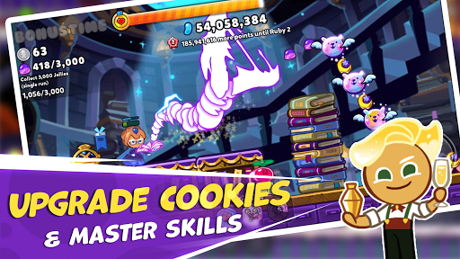 Cookie Run: OvenBreak - Endless Running Platformer 6.912 screenshots 4