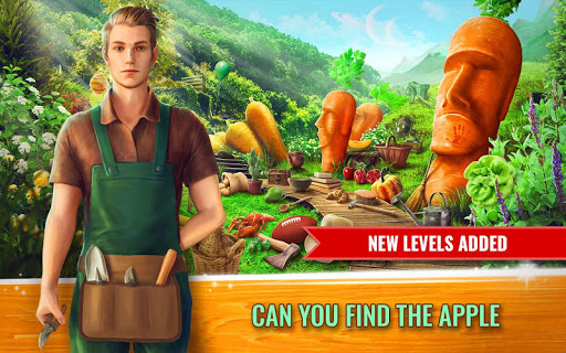 Fantasy Garden Hidden Mystery – Find the Object  screenshots 1