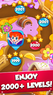 Jelly Juice Mod 1.112.0 Apk [Unlimited Gold/Boosters/Lives] 3