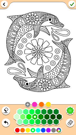 Mandala Coloring Pages  screenshots 1