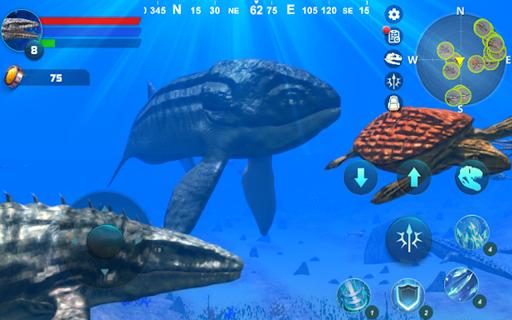Mosasaurus Simulator screenshots 21