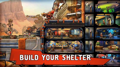 Shelter Waruff0dsurvival games in the Last City bunker screenshots 1