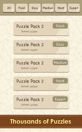 Sudoku Numbers Puzzle 4.7.71 screenshots 11