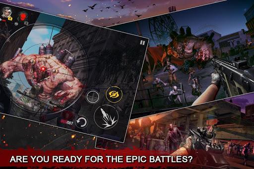 DEAD WARFARE: RPG Zombie Shooting - Gun Games Apkfinish screenshots 13