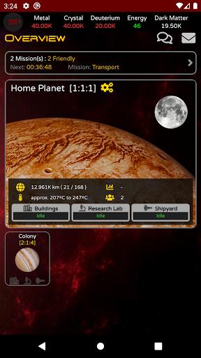 Galaxy Conquest Phoenix Awaken  screenshots 8