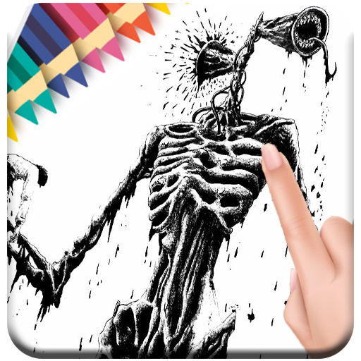 Siren Head Coloring Apps On Google Play