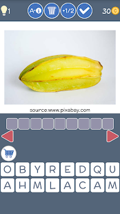 Picture Quiz - Guess the Word